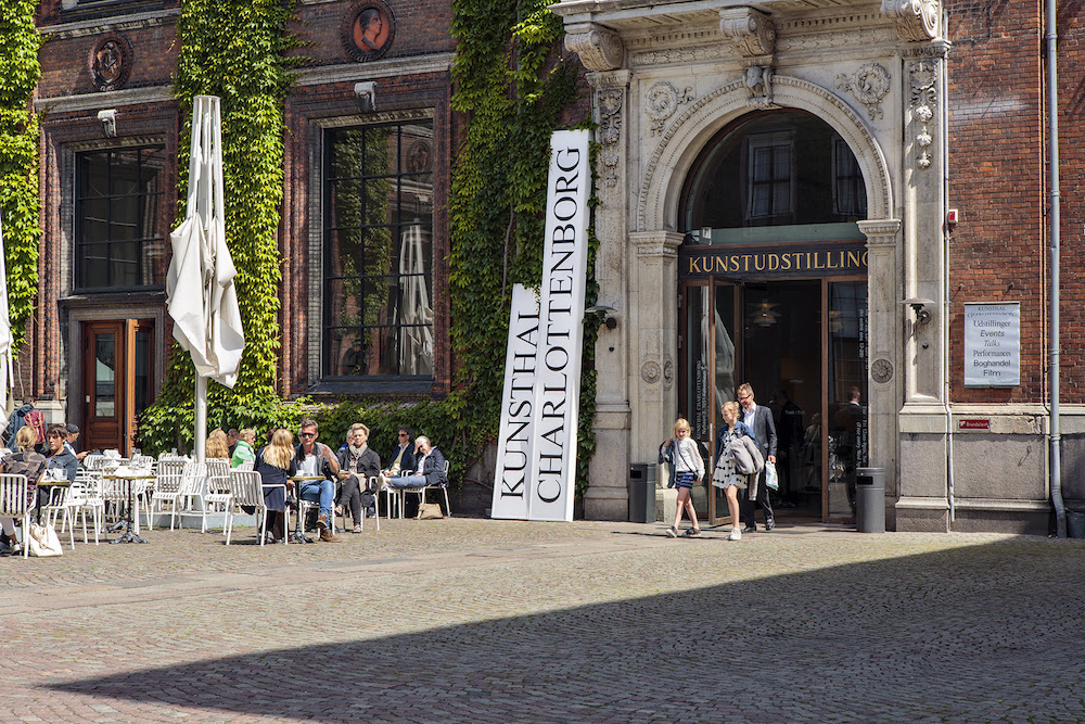 Kunsthal Charlottenborg. Foto © Lars Engelgaar.