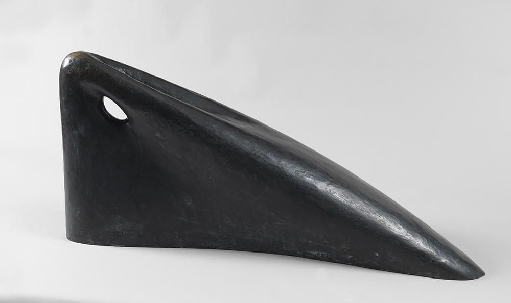 Sonja Ferlov Mancoba, Skulptur, 1940-1946. Støbt 1970. Statens Museum for Kunst.