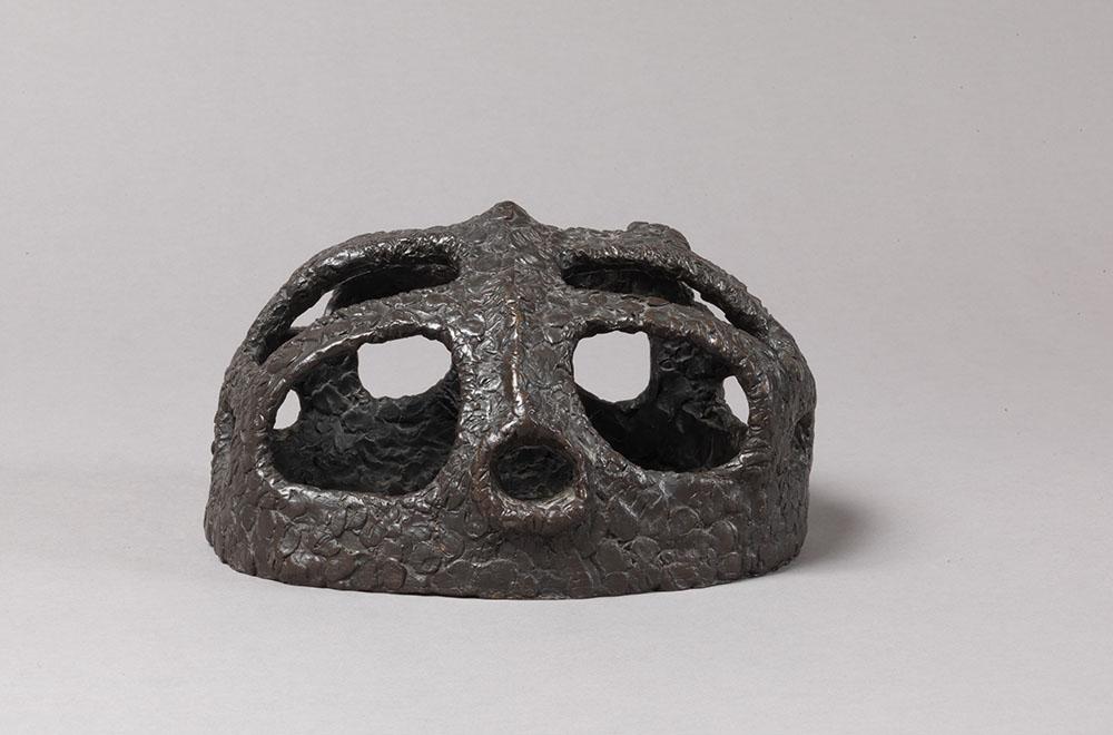 Sonja Ferlov Mancoba, Squelette de l'esprit, 1984. Statens Museum for Kunst.