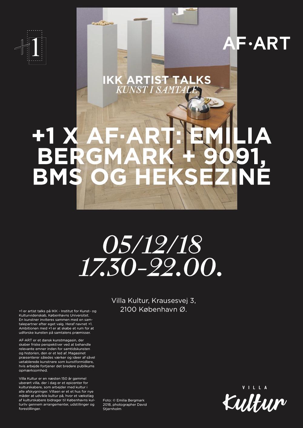Plakat: Studio Jetzt-Immer.