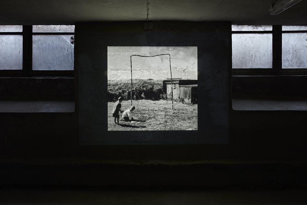 Maria Wæhrens. Installation view, Kvadrat16. Foto: Lèa Nielsen.