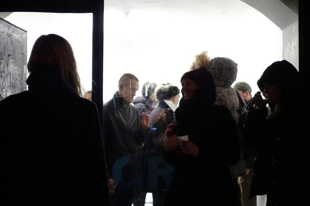 Opening. Photo: Rikke Ehlers Nilsson.