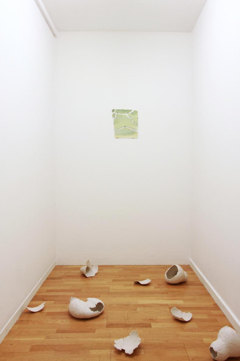 Maj Kjærsig & Nour Fog, Into pieces.