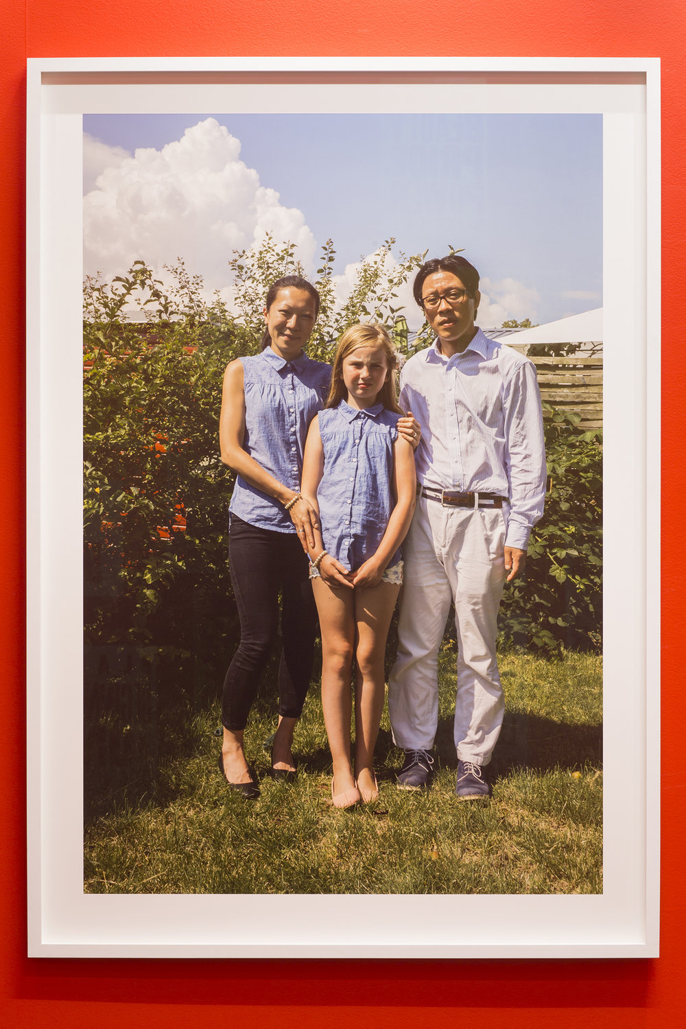 """Jane Jin Kaisen """"The Andersons,� 2015. Photo: Mads Holm."""