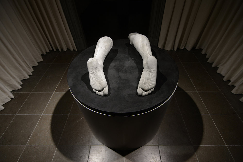 "Michael Würtz Overbeck ""Artefact,� 2019.  Foto: Michael Würtz Overbeck."