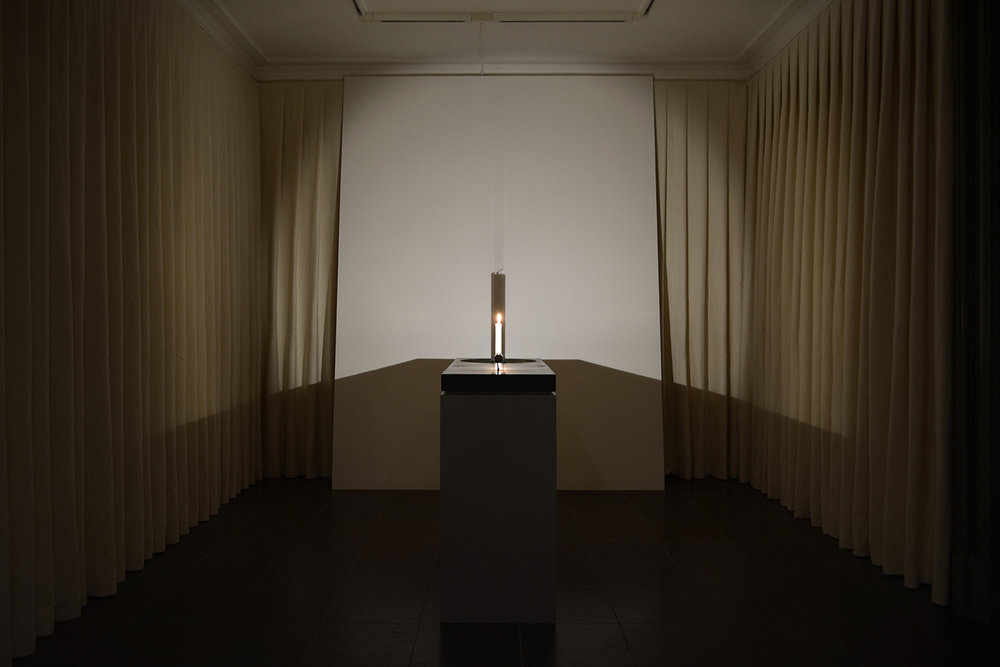 "Michael Würtz Overbeck ""Shadow Work,� 2019. Foto: Michael Würtz Overbeck."