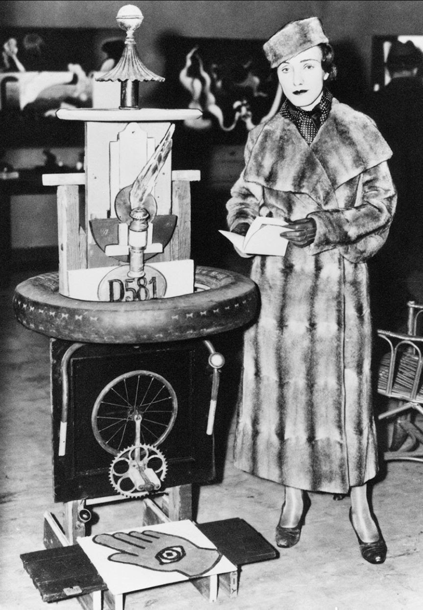 Rita Kernn-Larsen. Foto: Danielle Grünbergs private samling, 1935.