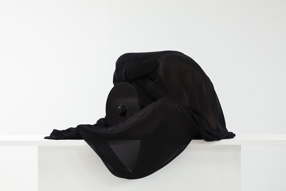 "Sophia Kalkau ""Black Matter, I,"" 2012."