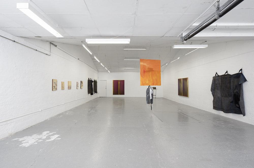 """""""Decollage II� (installationsview). Foto: Morten K Jacobsen."""