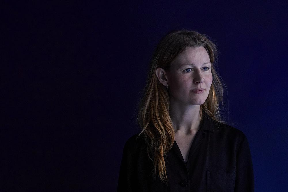 Marianne Skaarup Jakobsen. Photo by Jenny Sundby.