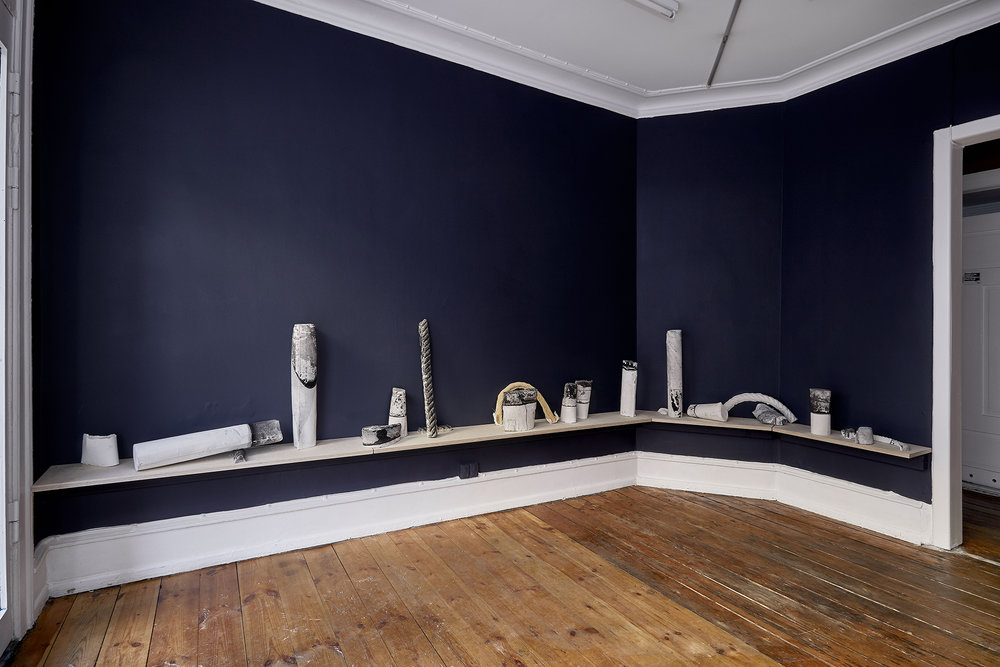 Marianne Skaarup Jakobsen, Concise Voids and Sediments. Photo by Jenny Sundby for SixtyEight Art Institute.