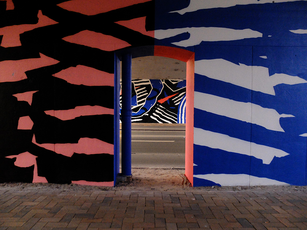 Art in public spaces. Who makes the decisions about what we put on our shared walls?