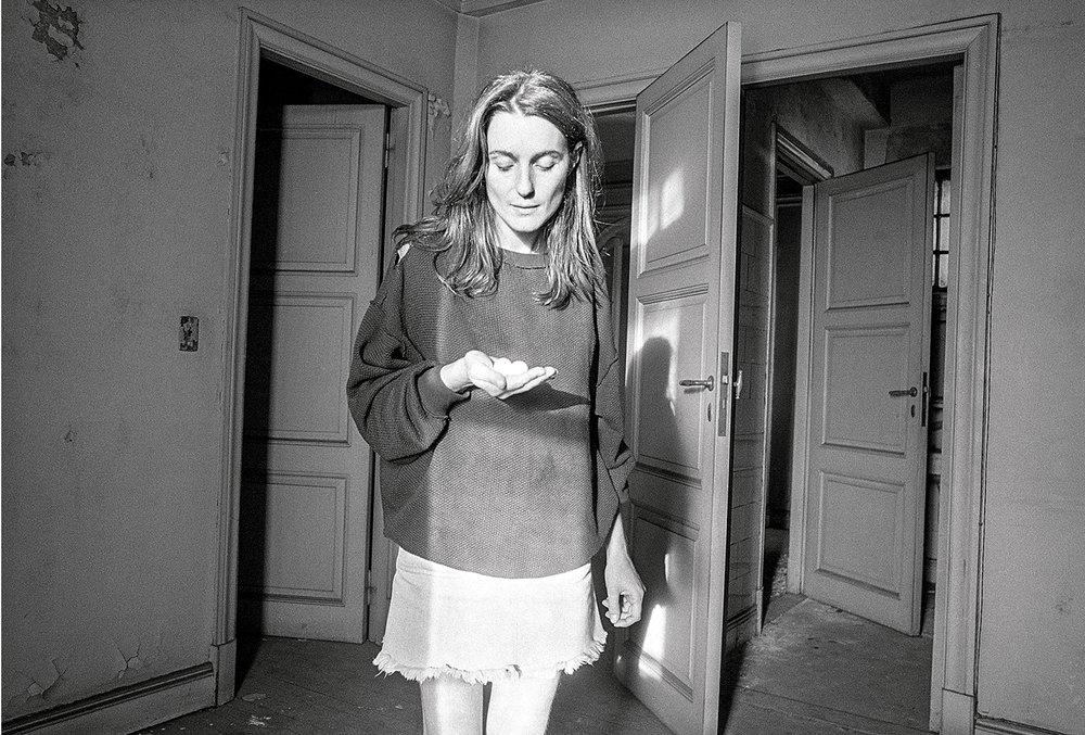 Liliana Maresca, Uden titel – Marconetti Building, Buenos Aires, Argentina, 1984. Courtesy Rolf Art. Foto: © Marcus Lopez © Liliana Maresca.