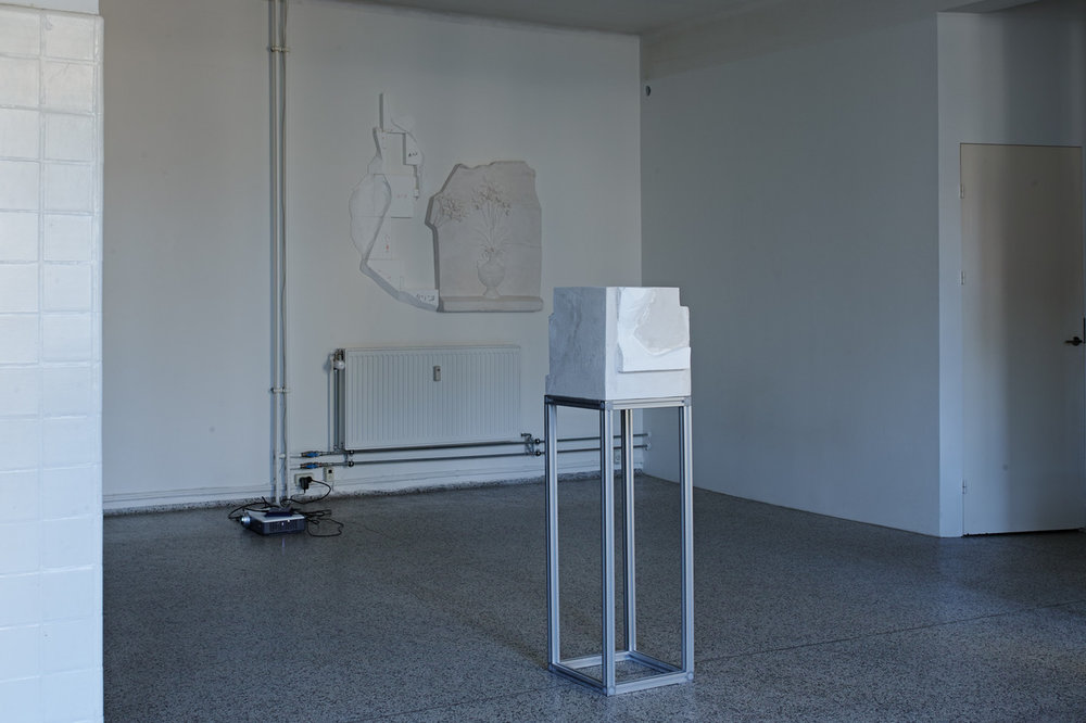 "Fredrik Tydén ""Techniques and Technology"" (installation view). Photo: Jakob Emdal."