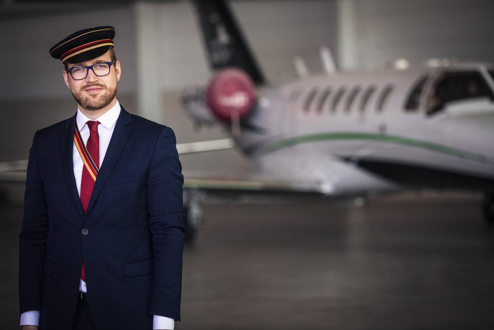 Paul Rockenbauer - 1. Vizepräsident und Fuchsmajor der Herzen