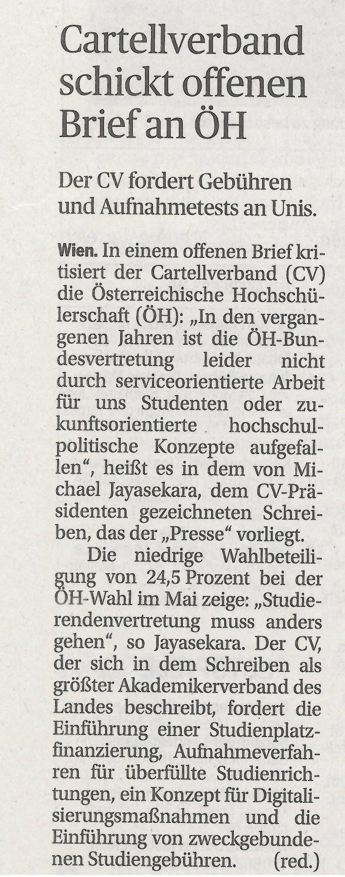(c) Die Presse Printausgabe, 2. August 2017