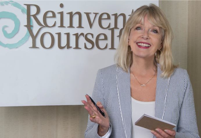 Reinvent yourself - Live The Wow Now