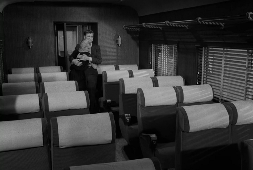 "The Twilight Zone: ""Stopover in a Quiet Town"""