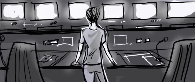 Storyboard by Rickey Boyd