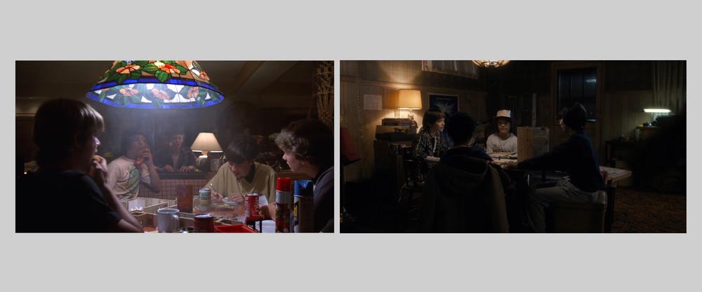 E.T./STRANGER THINGS - SCENE COMPARISON