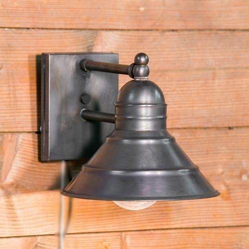 """""""Brazoria"""" Small Wall Lantern"""