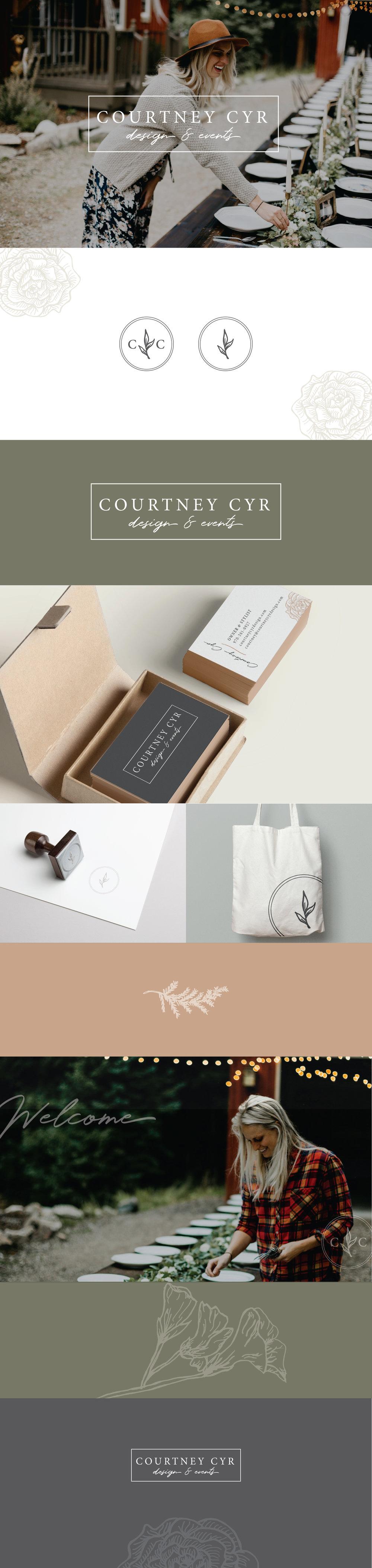 Good Day Design - Courtney Cyr Design Brand Reveal