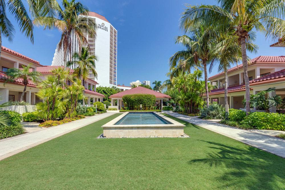 Naples Grande Beach Resort www.naplesgrande.com