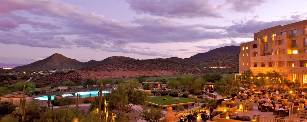 J.W. Marriott Starr Pass in Tucson, AZ