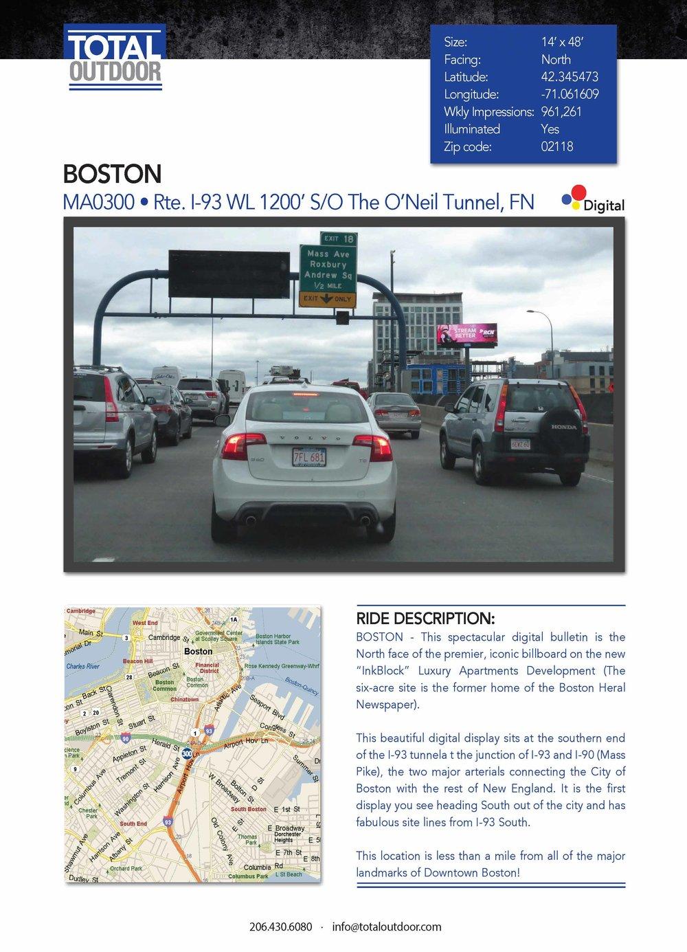 MA0300 • I-93 WL 1200' SO  The O'Neil Tunnel, FN.jpg