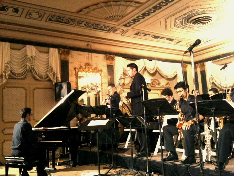 UHJO performs at the Broadmoor Hotel at the CMEA Convention