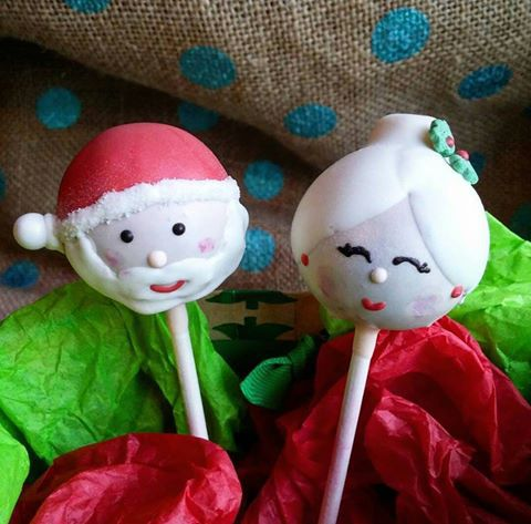Copy of Buffalo Cake Pops