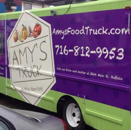 Copy of Amy's Truck