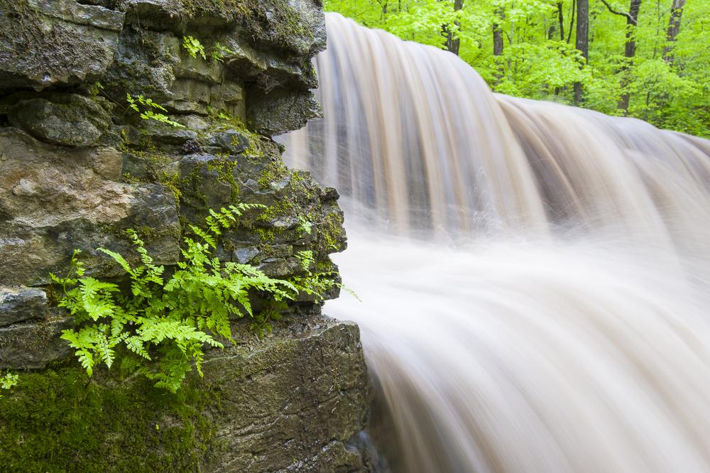 Prairie Falls, Nerstrand State Park