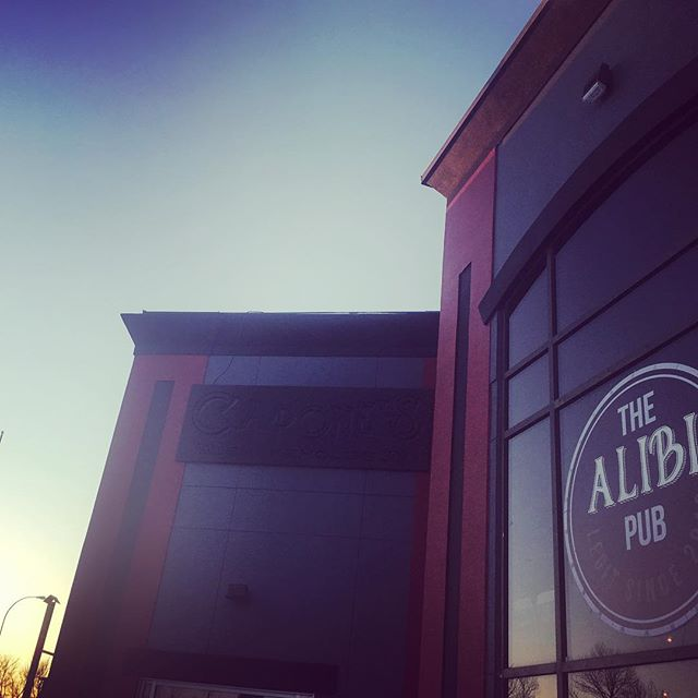 The Alibi Pub and Eatery is Alberta's Largest Taphouse, with over 100+ beers on tap #largesttaphouse #thealibipub