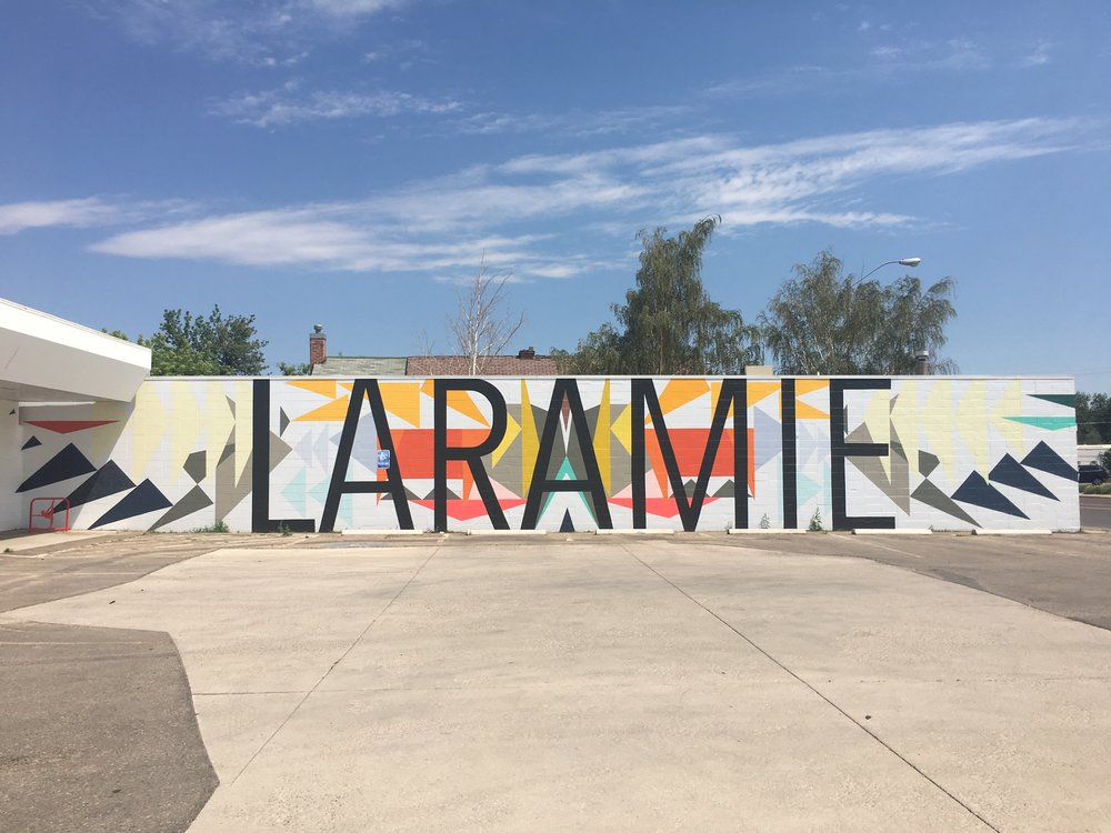 Laramie by June Glasson