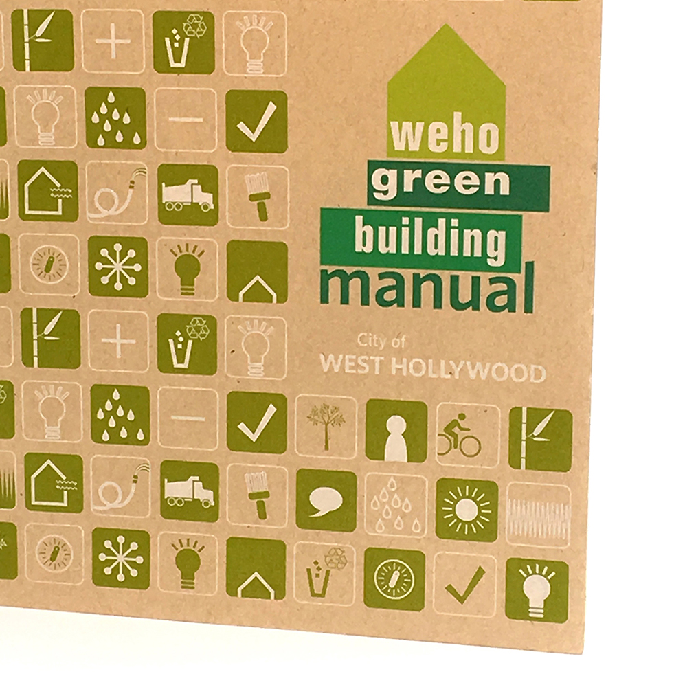 WeHo Green Building Manual