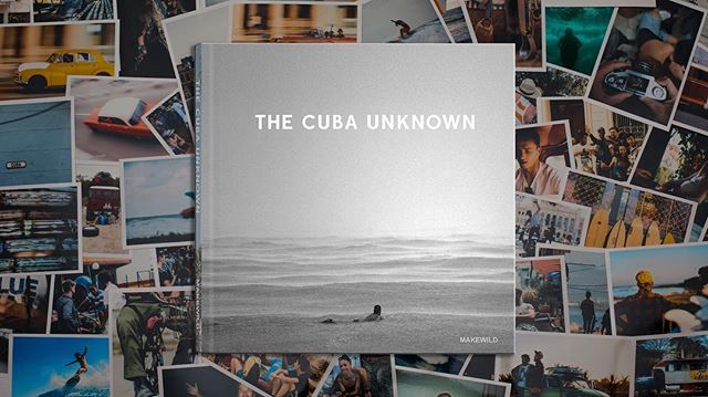 @makewild has launched the Kickstarter for their book on the Cuba Surf story. Check it out at http://kck.st/2i2HUxn