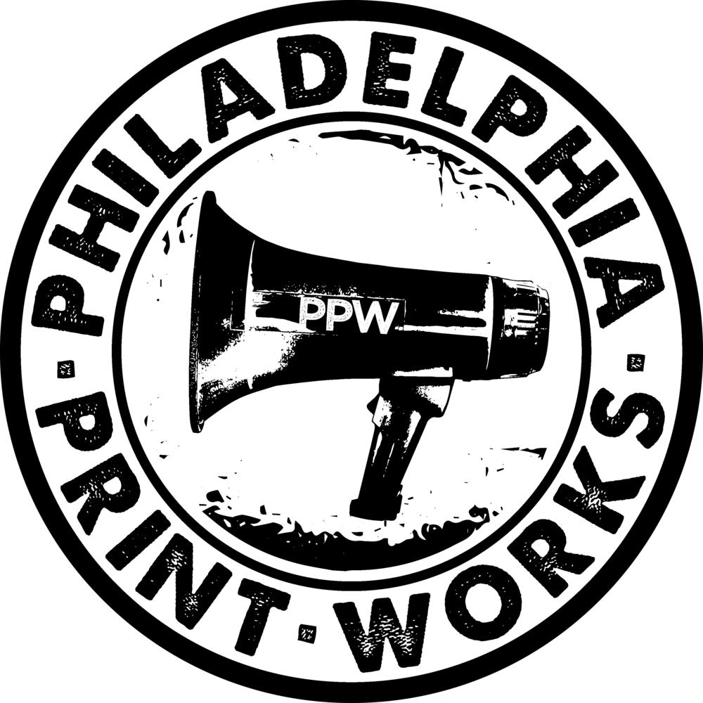 Philadelphia Print Works Logo