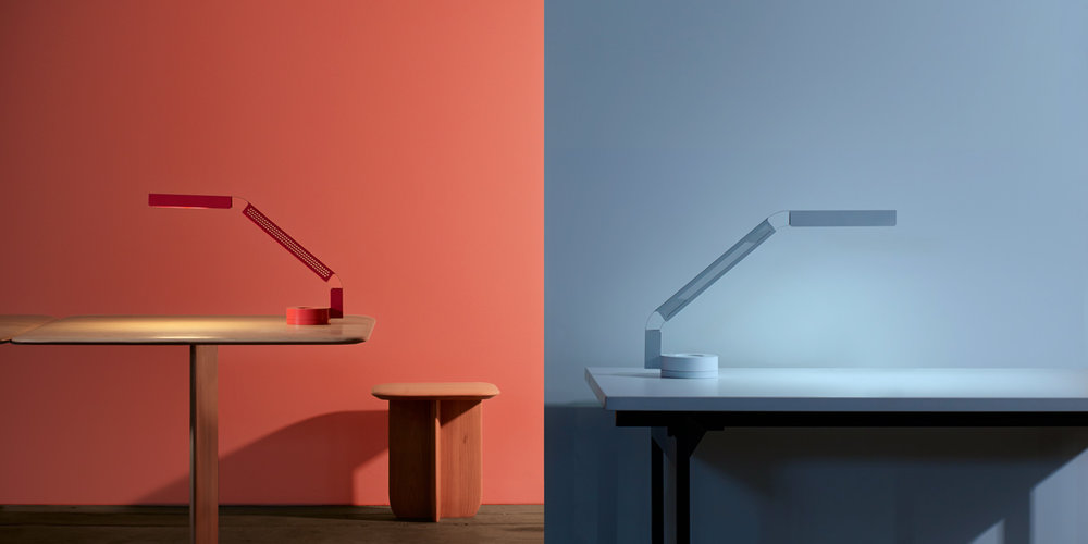 Box Clever Fade Task Light