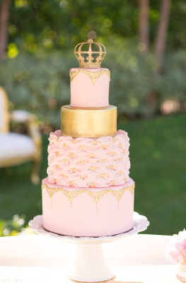 ADS- QUINCE CAKE