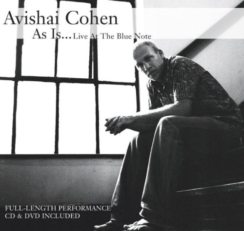 AVISHAI COHEN / AS IS