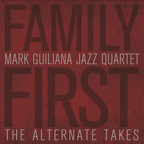MARK GUILIANA JAZZ QUARTET -