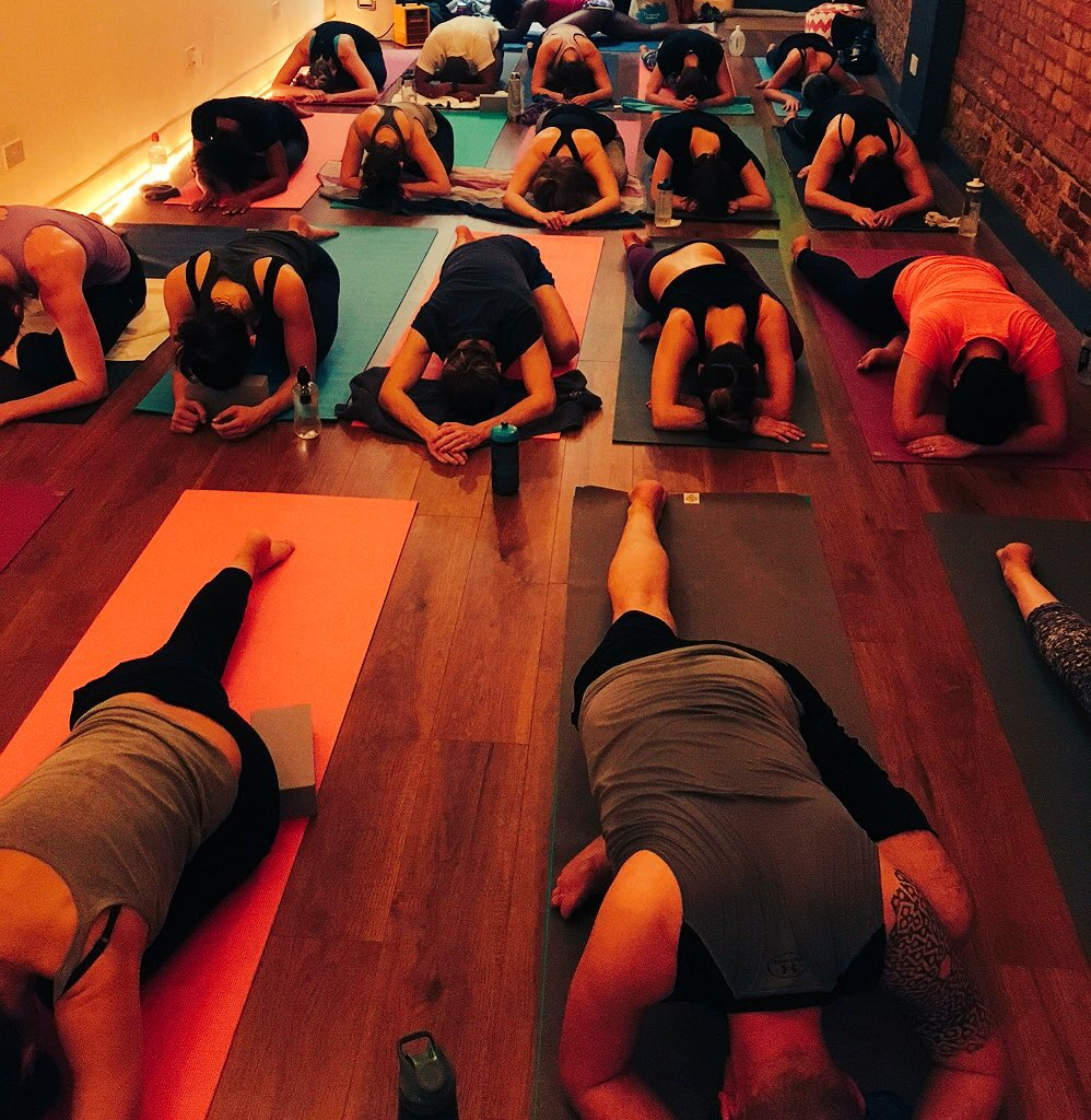 hot yoga peckham.JPG