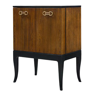 The Belmont Chest on Stand (71-005) from the Julie Browning Bova for Kindel's Designer Artist Series