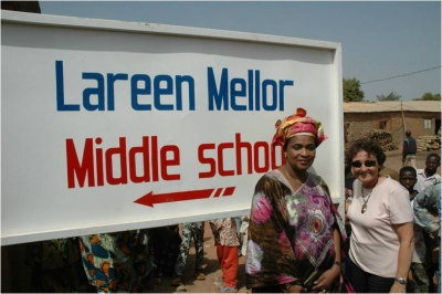 Lareen Mellor Middle  Kassela, 2008