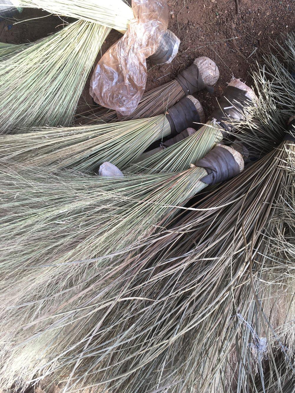 Brooms on sale!