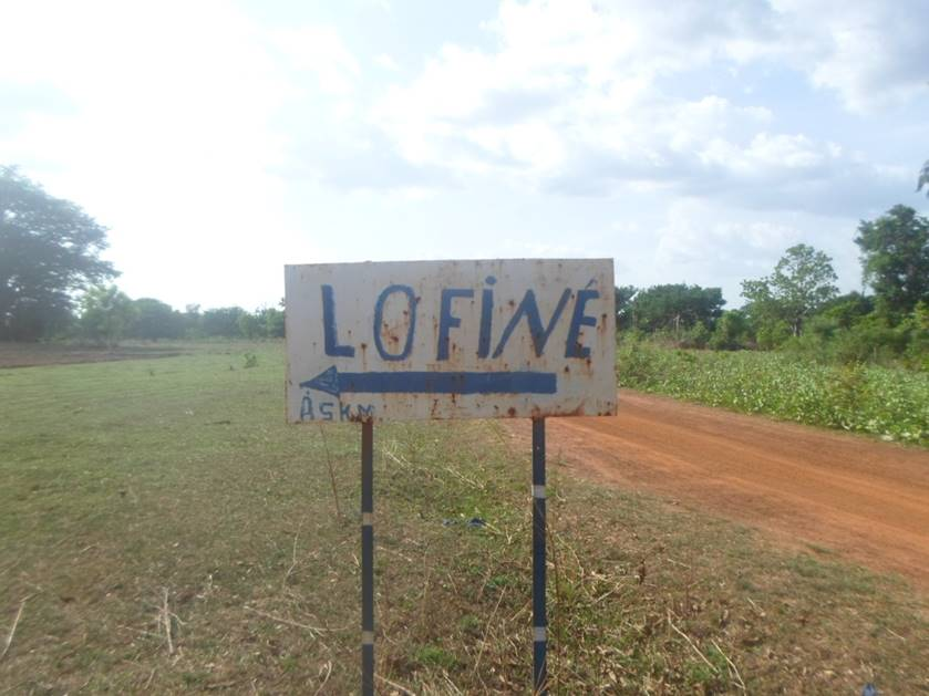 The Road to Lofine