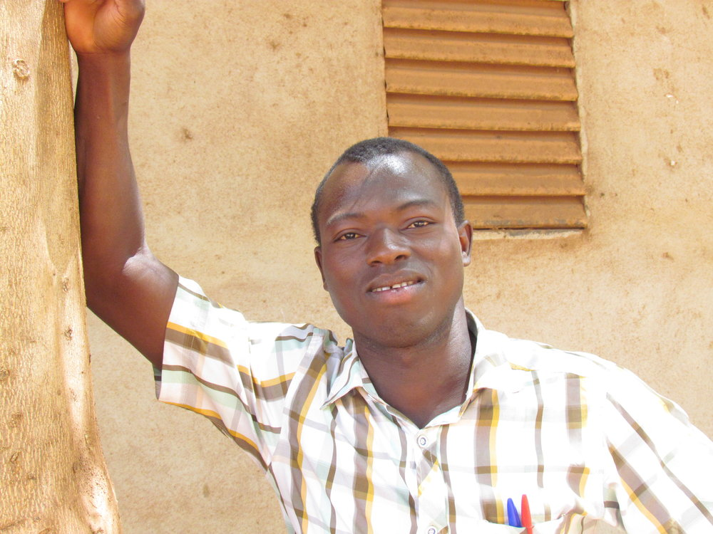 Abdou is in university and thriving thanks to generous school sponsors, Hazel and Albert Fong.