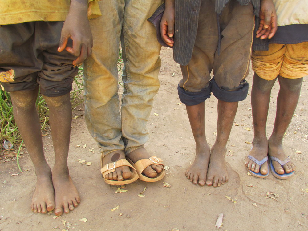 Miles for Mali! - Help build a school with every step you take this May!