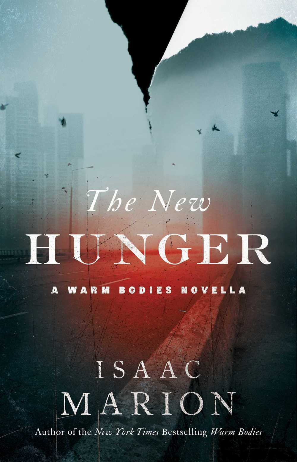 The New Hunger book cover